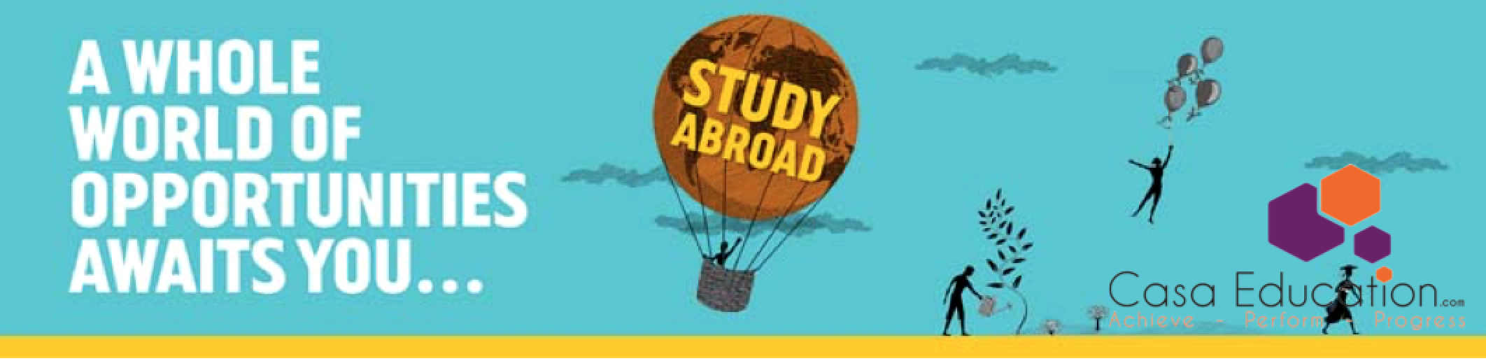 banner study abroad CasaEducation