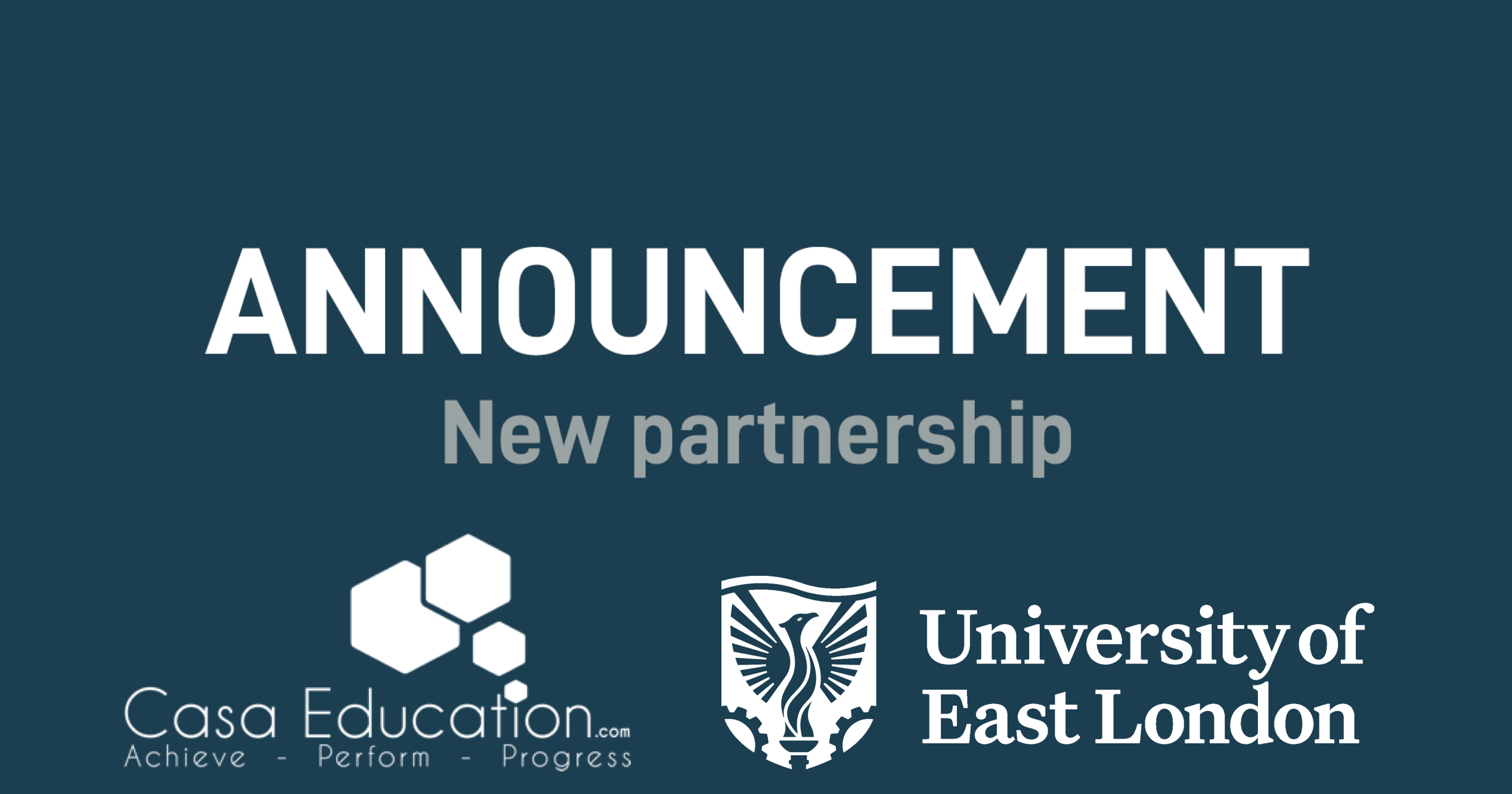 Partnership CasaEducation UEL